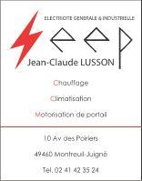 SEEP - Jean-Claude LUSSON (électricité)