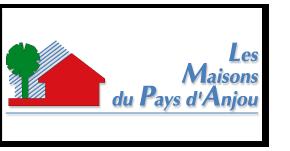 Les maisons du pays d'Anjou